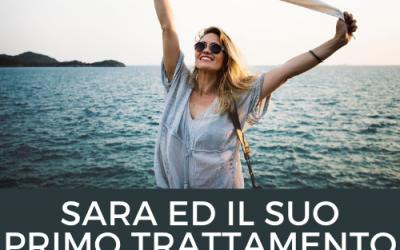 Sara non credeva di poter stare meglio, eppure dopo un solo trattamento…