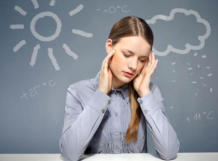mal di testa di stagione
