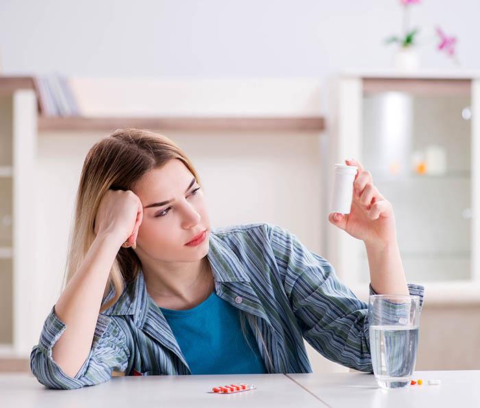 riflessologia e medicine per il mal di testa