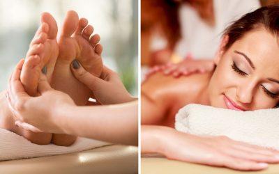Riflessologia VS Massaggio Standard: qual è la Differenza?